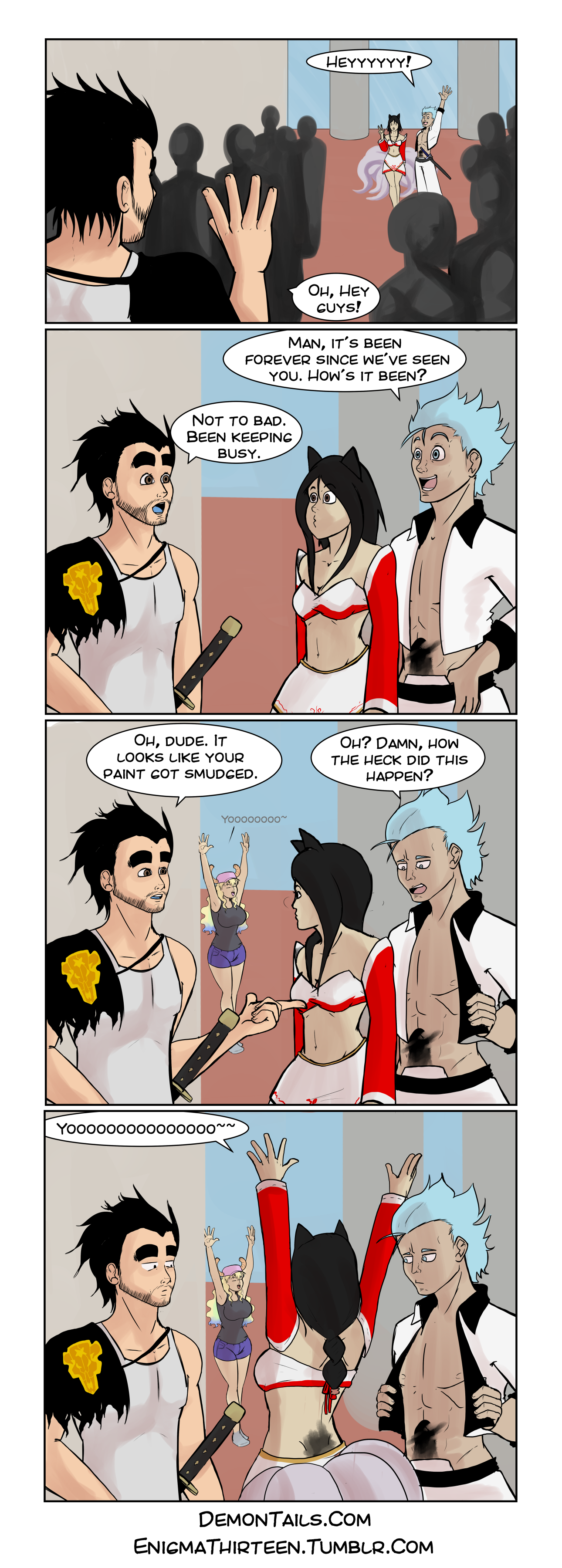 Awkward Consequences